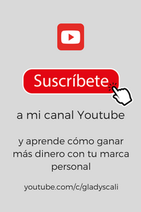 Youtube Gladys Cali