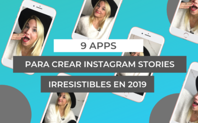 9 apps para crear Instagram stories irresistibles para tu negocio en 2019
